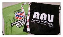 AAU Grand Nationals Swag